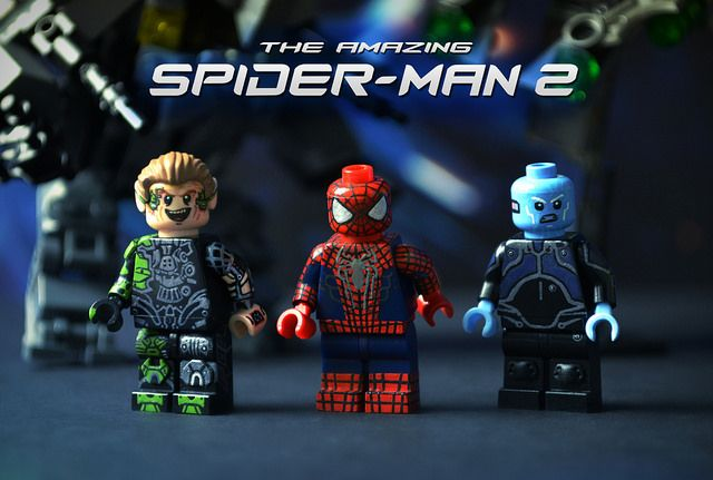 LEGO The Amazing Spider-Man 2