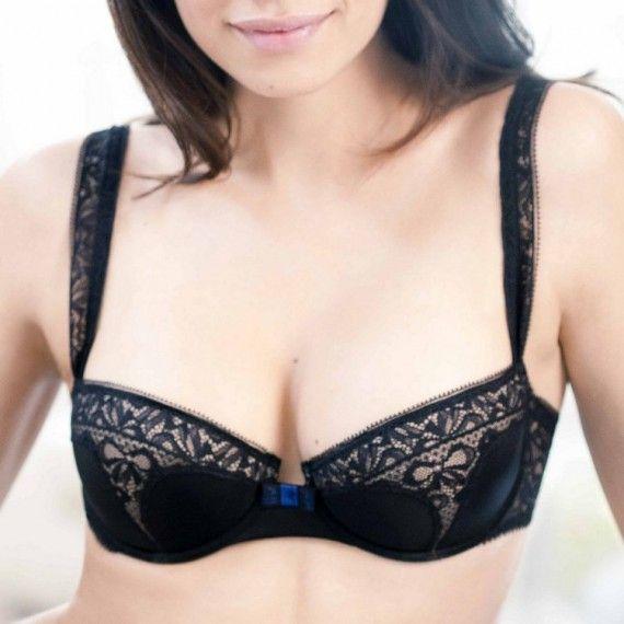43 best soldes lingerie de marque images on pinterest luxury lingerie women lingerie and bra. Black Bedroom Furniture Sets. Home Design Ideas