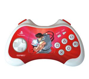 Street Fighter Ryu 15th Anniversary Controller - Controller PS2