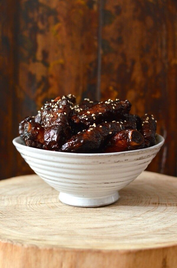 Shanghai Sweet and Sour Ribs is a signature southern Chinese dish. The delicate balance of the soy sauce, sugar and vinegar makes this dish a very popular appetizer, which is often served cold.