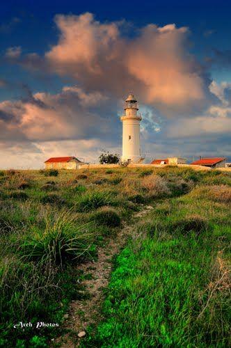 Paphos Lighthouse