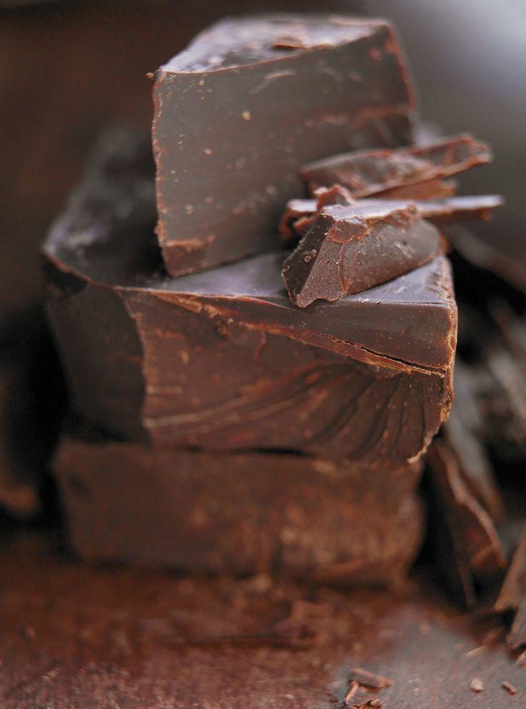 Recette de moelleux au chocolat, sauce caramel, crème fraîche vanillée de Patrice Demers
