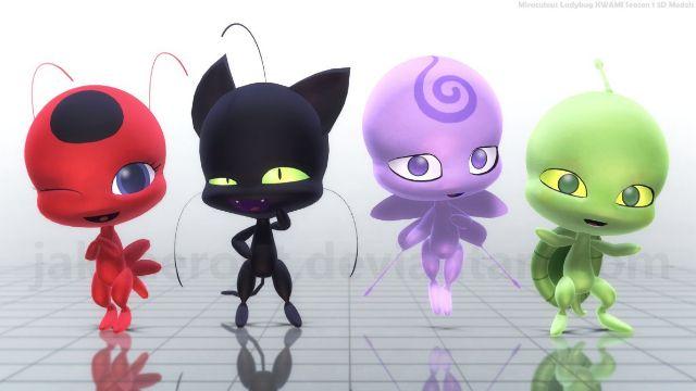 miraculum biedronka i czarny kot - Szukaj w Google