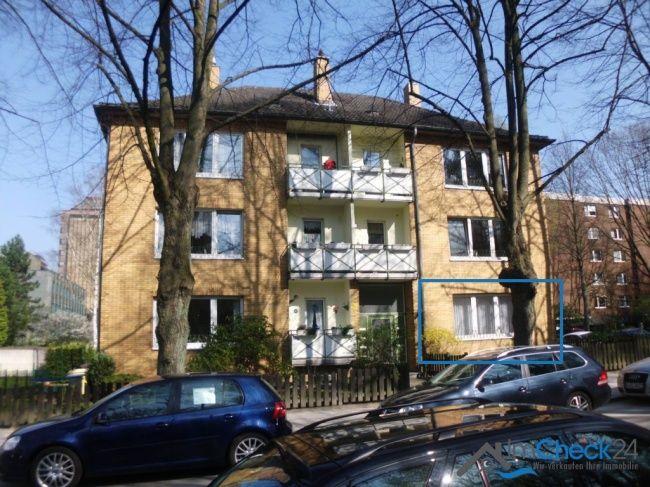 Gepflegtes Mehrfamilienhaus in Düsseldorf-Rath.