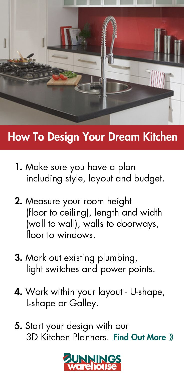 Make Your D I Y Kitchen A Reality With Ideas On How To Plan Your Project Along