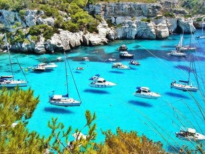 Antipaxi - Ionian island hopping