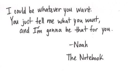 the notebook. <3: Books Music Movies Tv, Inspiring Quotes, Notebook Movie Quotes, Guy, Heart Ache, Favorite Movies, Favorite Quotes, Movie 3, Fav Quote