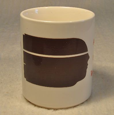 Vintage Digital Computers Coffee Cup Mug Office Automation People