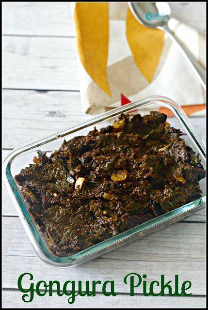 Gongura Pachadi   Gongura Pickle   Gongura Chutney Recipe
