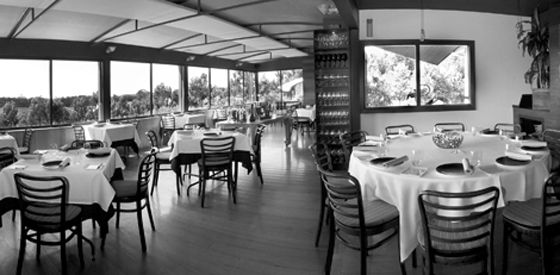 Ten Minutes by Tractor - The Restaurant - Mornington Peninsula