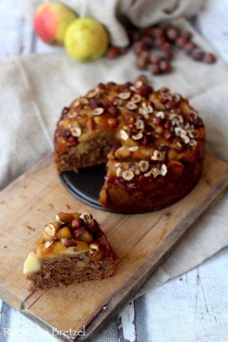 Gâteau pommes châtaignes83
