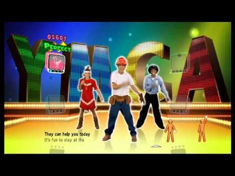 Just Dance Kids YMCA - YouTube