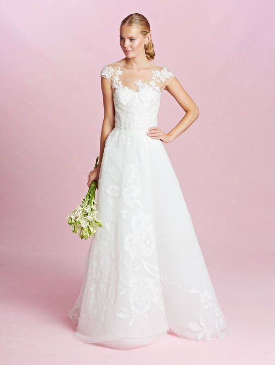 73 best Óscar de la Renta images on Pinterest | Bridal collection ...