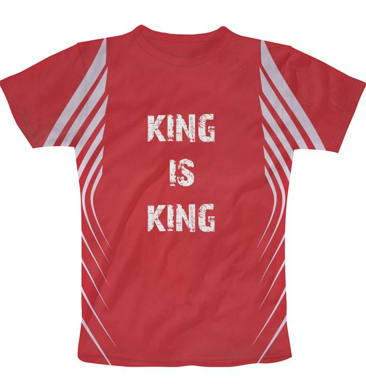 King is king red T-Shirt