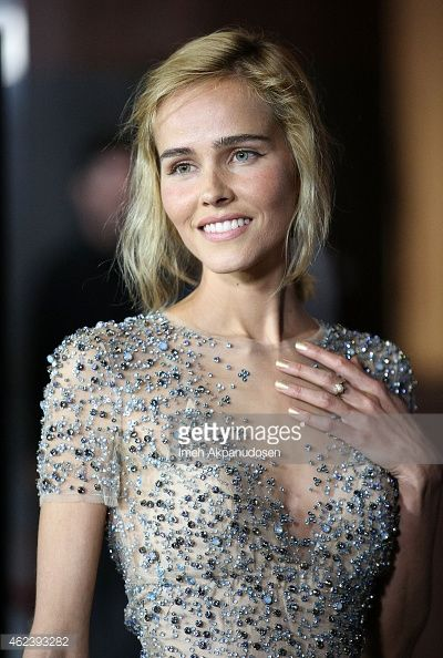 Actress Isabel Lucas attends the screening of Open Road Films' 'The Loft' at Directors Guild Of America on January 27, 2015 in Los Angeles, California.