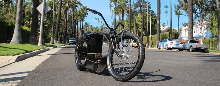 I cannot tell you how badly I want one of these!!!  Better start saving.  They start at $7,500. Marrs Cycles: Electric Cycle Company in Southern California