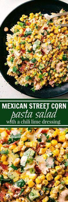 Einfache Pasta Salate Rezepte – Die besten leckeren Barbecue Beilagen, Potluck Favoriten und …