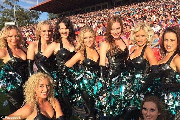 Penrtih Panthers NRL club has implemented a new clothing regulation banning women from wea...
