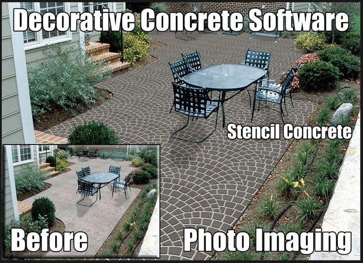15 best decorative concrete software design examples images on