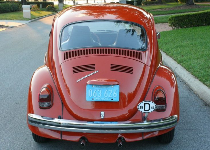 1970 VW Beetle | MJC Classic Cars | Pristine Classic Cars For Sale - Locator Service