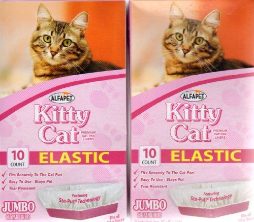 elastic litter box liners 1