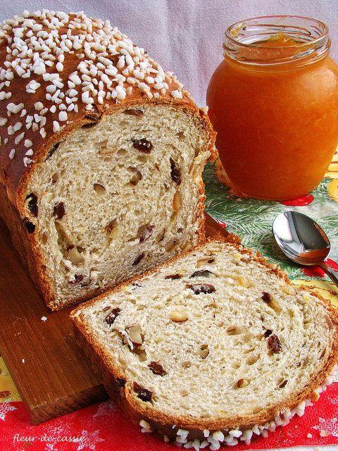 датский рождественский хлеб 1