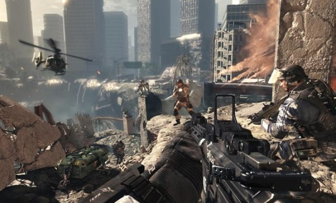 Call Of  Duty: Ghosts [Και μία σχέση του με την δραματουργία.], του Γιώργου Γλυκοφρύδη