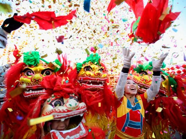 Just When You Thought It Was Over It S Countdown Once Again Kick Off The Chinese Ne Chinese New Year Traditions Chinese New Year Celebration Around The World