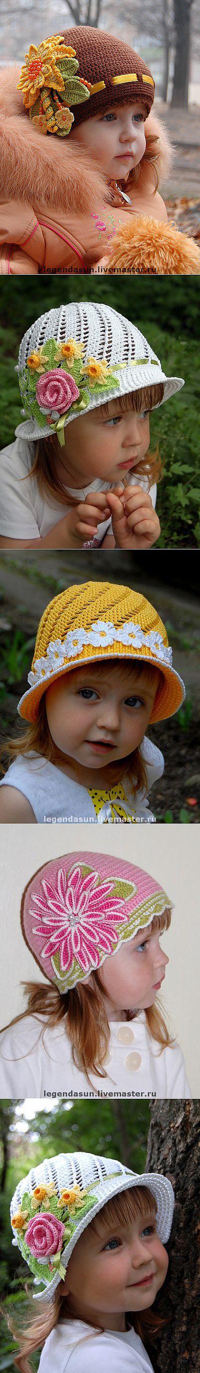 sombrero de los niños.