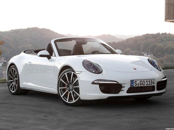 2011 Porsche 911 Carrera 4S Cabriolet 991 – Car Donations