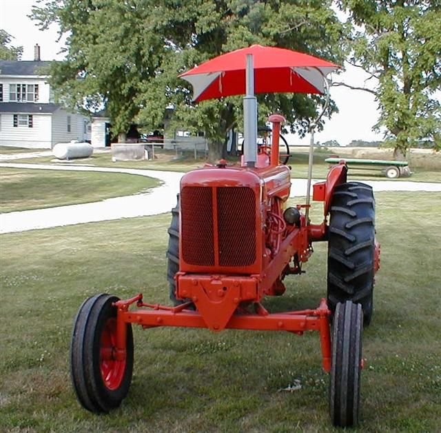 Bmwpact Diesel For Sale: Restored 1956 AC Allis Chalmers WD45 Diesel Tractor For