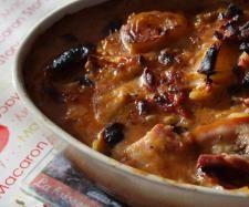 Recette Pomme de terre à la bretonne par Marina.S - recette de la catégorie Plat principal - divers