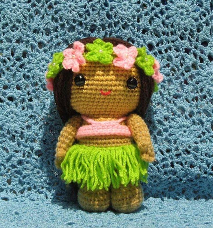 Amigurumi Hawai Doll : 92 beste afbeeldingen over Owlishly poppetje op Pinterest ...