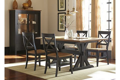 Cape May Dining Table Havertys Hearth And Home