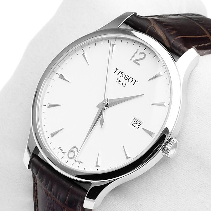 Tissot Tradition Silver - WatchMarkaz.pk - Watches in Pakistan | Rolex Watches price | Casio Watches in Pakistan | Ladies Watches | Rado Watches price in Pakistan