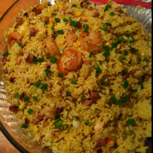 From my kitchen to yours: Mixed Rice...a constant request ...