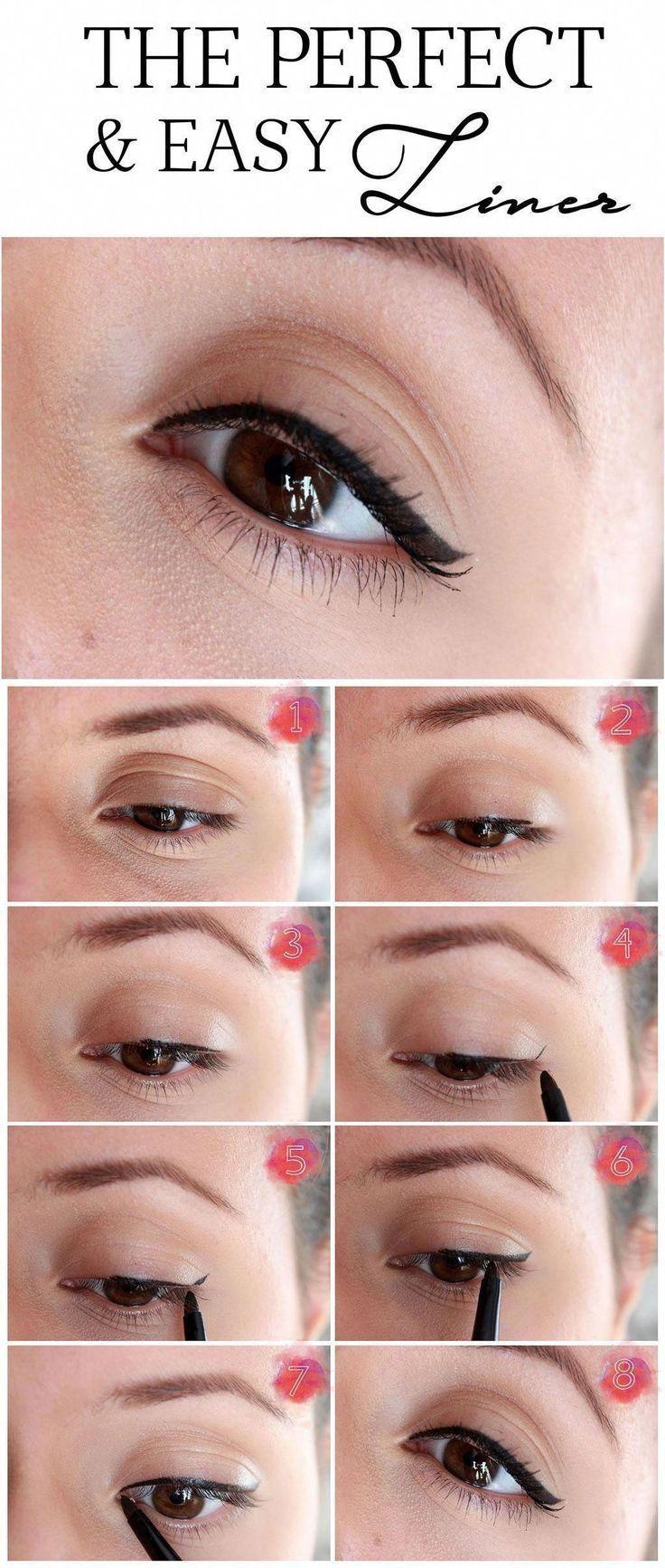 geflugelte eyeliner schritt fur schritt