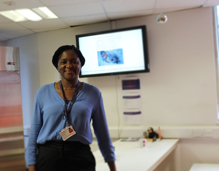 I wanted to be a teacher but I decided I didn't want to be a school teacher. #HumansOfLewisham #stafftakeover…