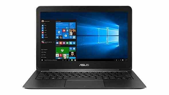 """New ASUS Zenbook UX305FA-USM1 M-5Y10 2GHz 13.3""""FHD 1080P IPS 8GBRAM 256GBSSD W10 #ASUS"""