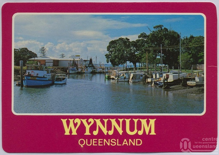 Wynnum Creek, Wynnum  www.queenslandplaces.com.au/wynnum#
