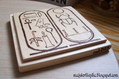Majsterklepka - Zrób to sam: 202. [mk005] Hieroglify egipskie