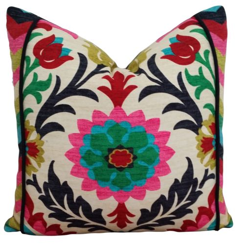 Santa Maria Desert Flower Cushion Cover