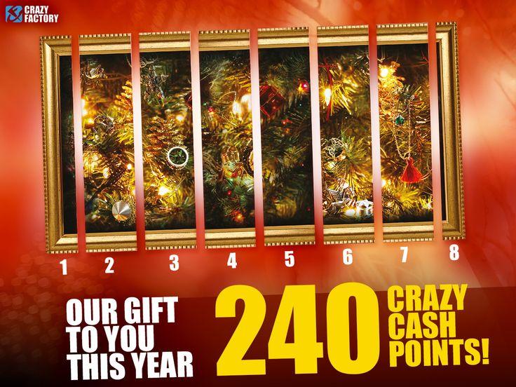 crazy cash points code