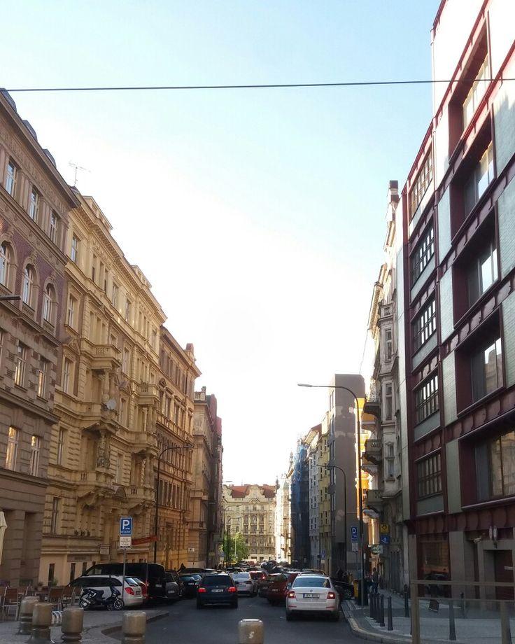 Palackého Náměstí in Prague