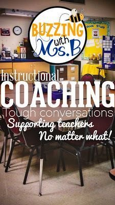 Sometimes, teachers struggle to ask for help because theyre frustrated with the constant mandates and challenges of teaching. Be the support; the one who says, Lets figure this out together. Tips for Instructional Coaches.