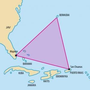 Bermuda Triangle facts, information, pictures | Encyclopedia.com articles about Bermuda Triangle