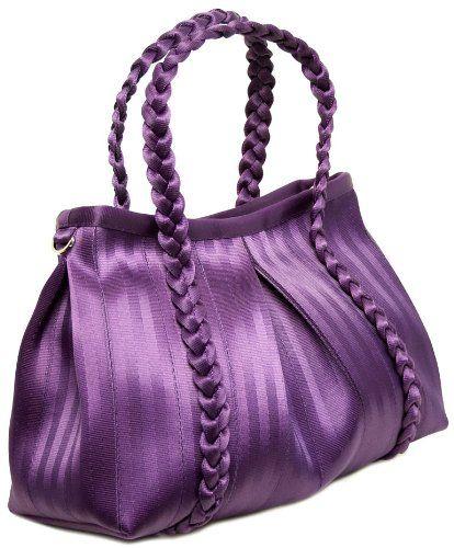 Harveys Seatbelt Tote Bags - Sophia Tote Bag in Mulberry Purple