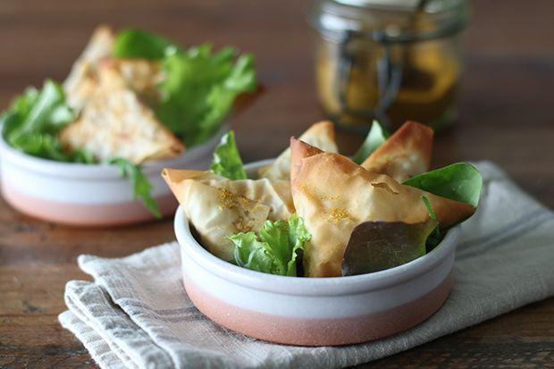 #Samosa alle #lenticchie | Cirio  #ricetta #recipes #recipe #italianrecipe