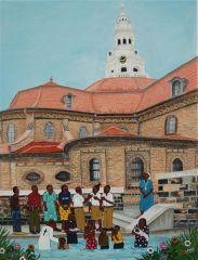 Stephen Lewis, Tanzania