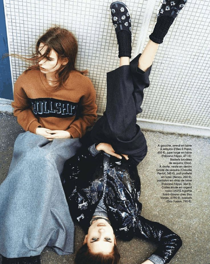 Marie Claire France September 2014